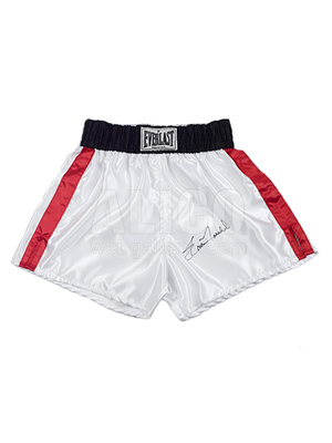 Ernie Terrell Autographed Boxing Trunks
