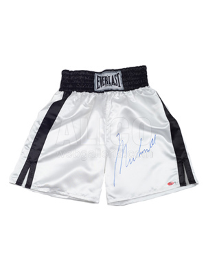 Muhammad Ali Everlast Boxing Trunks with Large Autograph by Muhammad Ali