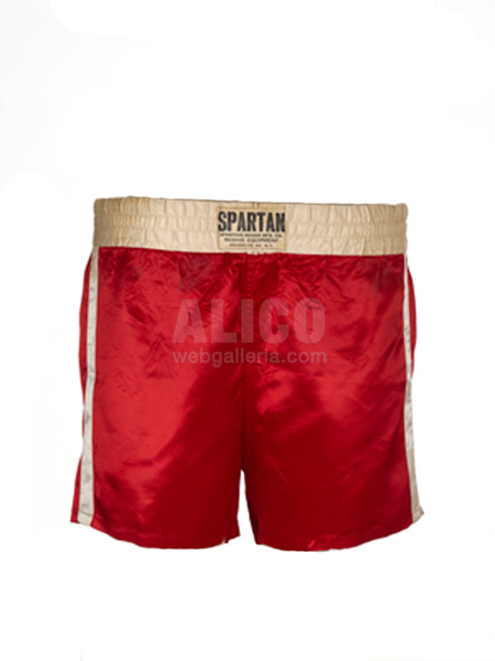 Fight-Worn Trunks from Muhammad Ali / Oscar Bonavena - December 7, 1970