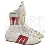 Fight-Worn Shoes from Muhammad Ali / Leon Spinks - September 15, 1978