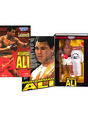 Muhammad Ali 1997 Starting Lineup Timeless Legends Doll