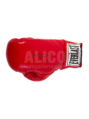 Jimmy Young Autographed Boxing Glove