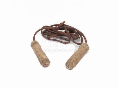 Muhammad Ali's Jump Rope from Africa while Training for his George Foreman October 30, 1974 Fight