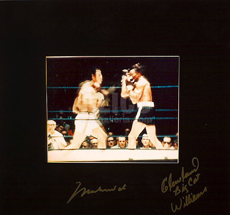 Muhammad Ali / Cleveland Williams