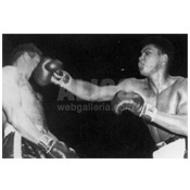 Cassius Clay / Duke Sabedong Photo