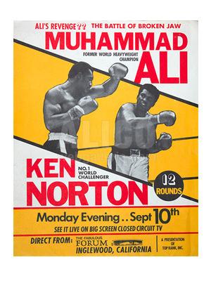 Muhammad Ali Memorabilia | Web Galleria