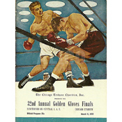 1959 Cassius Clay Golden Gloves Program