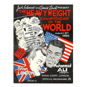 Muhammad Ali / Brian London Program