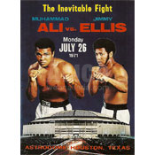Muhammad Ali / Jimmy Ellis Program