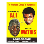 Muhammad Ali / Buster Mathis Program