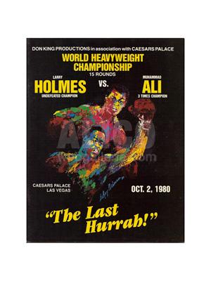 Larry Holmes Muhammad Ali Web Galleria