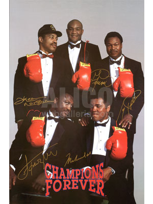 Champions Forever Poster