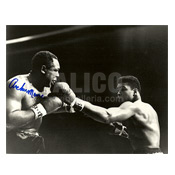 Cassius Clay / Archie Moore Knockout Photo