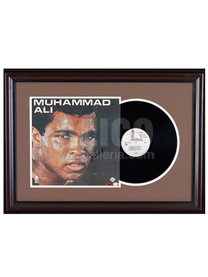 """Muhammad Ali"" Crimson Records 1976"